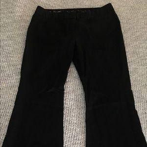 Express Design Black Dress Pants Size 4